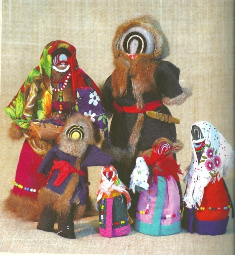 игры и игрушки детей ханты и манси