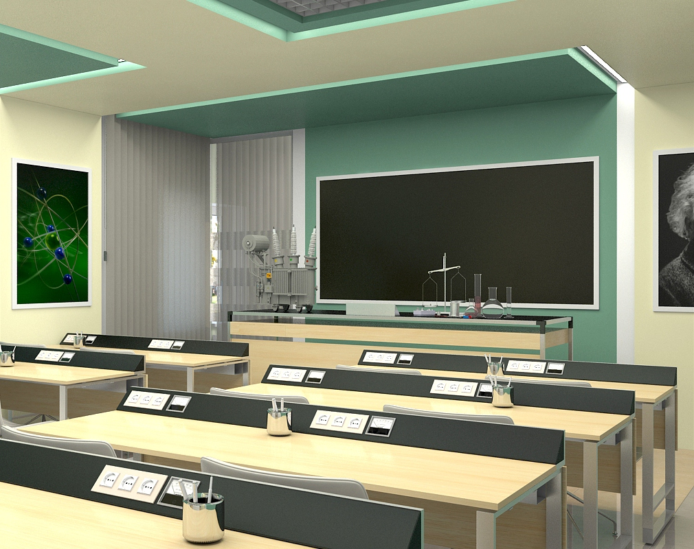 Картинка кабинета школьного